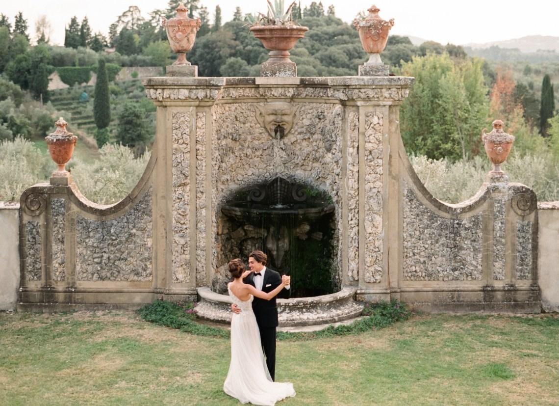 Breathtaking Tuscan Fine Art Wedding Inspiration – Olga Makarova 2