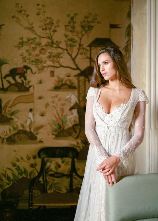 Breathtaking Tuscan Fine Art Wedding Inspiration – Olga Makarova 23