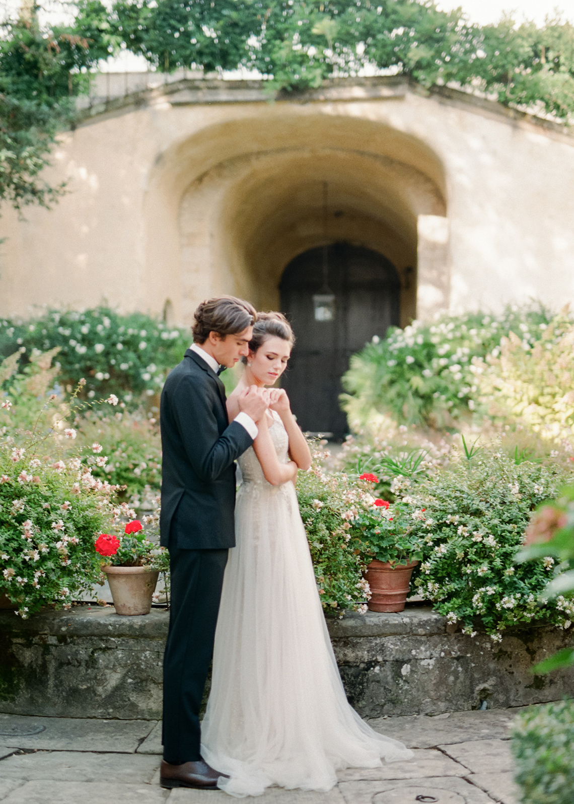 Breathtaking Tuscan Fine Art Wedding Inspiration – Olga Makarova 49
