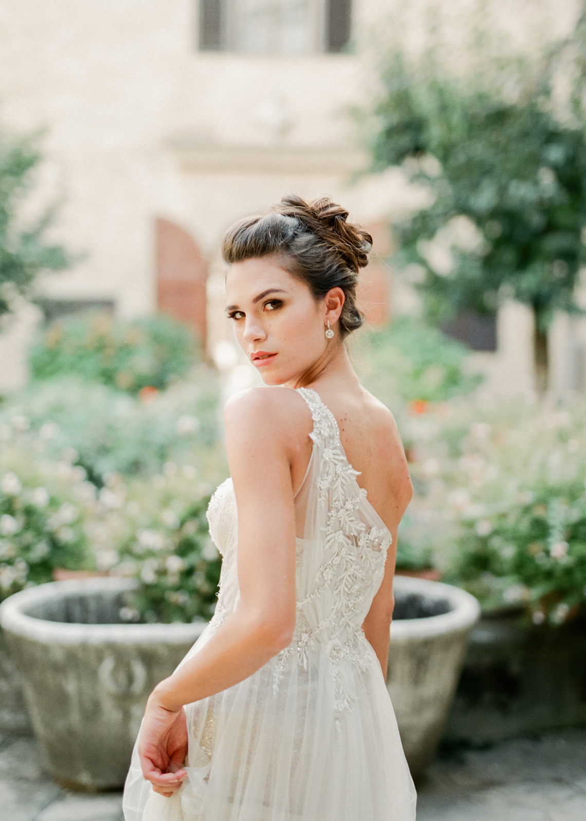 Breathtaking Tuscan Fine Art Wedding Inspiration – Olga Makarova 55