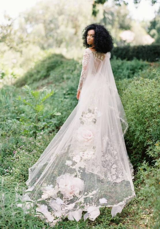 Claire Pettibone – The Best Places to Shop for Wedding Veils and Bridal Accessories – Bridal Musings 3