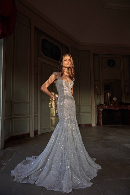 Galia Lahav Fancy White 2020 Wedding Dress Collection – Ella 2