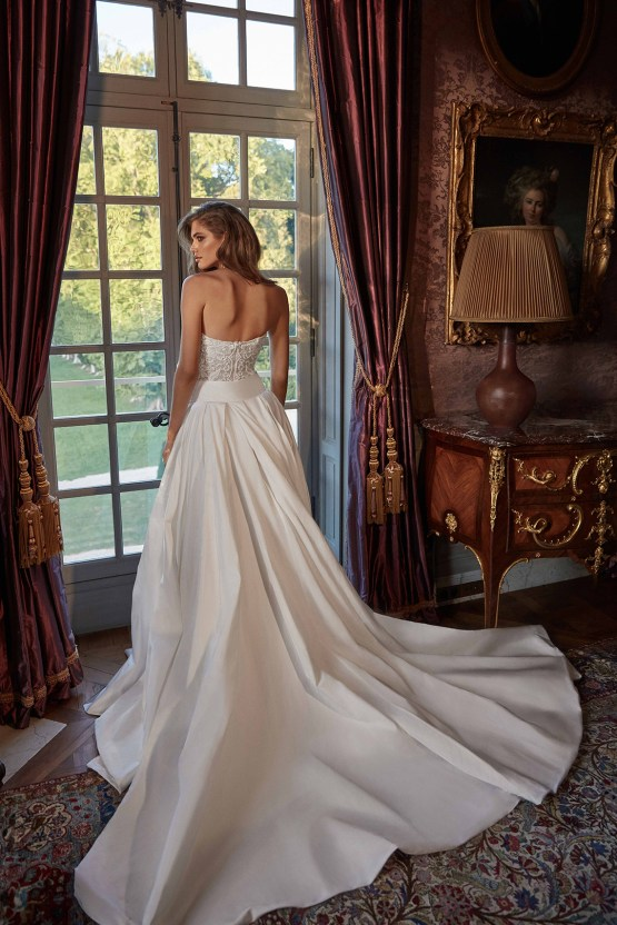Galia Lahav Fancy White 2020 Wedding Dress Collection – Joanne 1