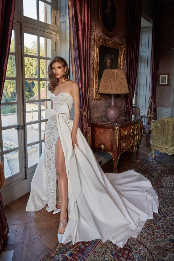 Galia Lahav Fancy White 2020 Wedding Dress Collection – Joanne 3