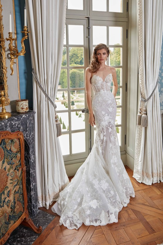 Galia Lahav Fancy White 2020 Wedding Dress Collection – Judy 2