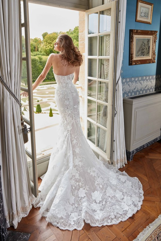 Galia Lahav Fancy White 2020 Wedding Dress Collection – Judy