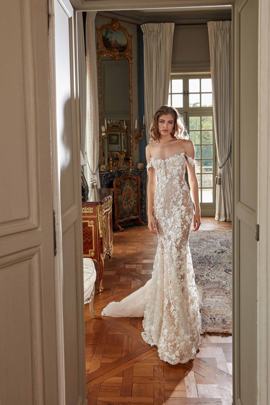 Galia Lahav Fancy White 2020 Wedding Dress Collection – Maya 3