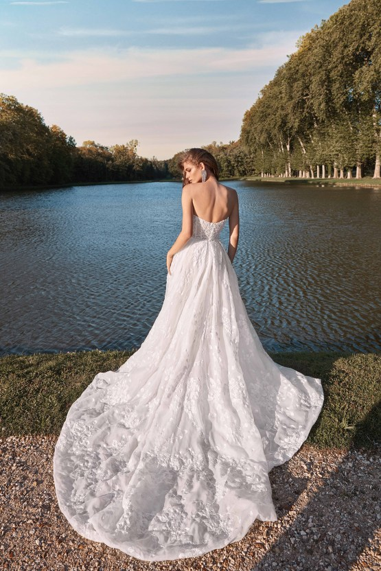 Galia Lahav Fancy White 2020 Wedding Dress Collection – Meghan 1