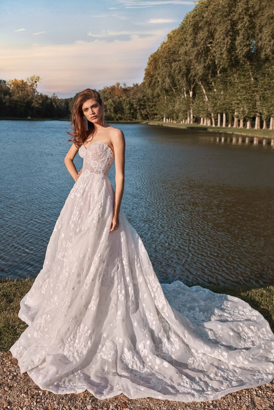 Galia Lahav Fancy White 2020 Wedding Dress Collection – Meghan 2