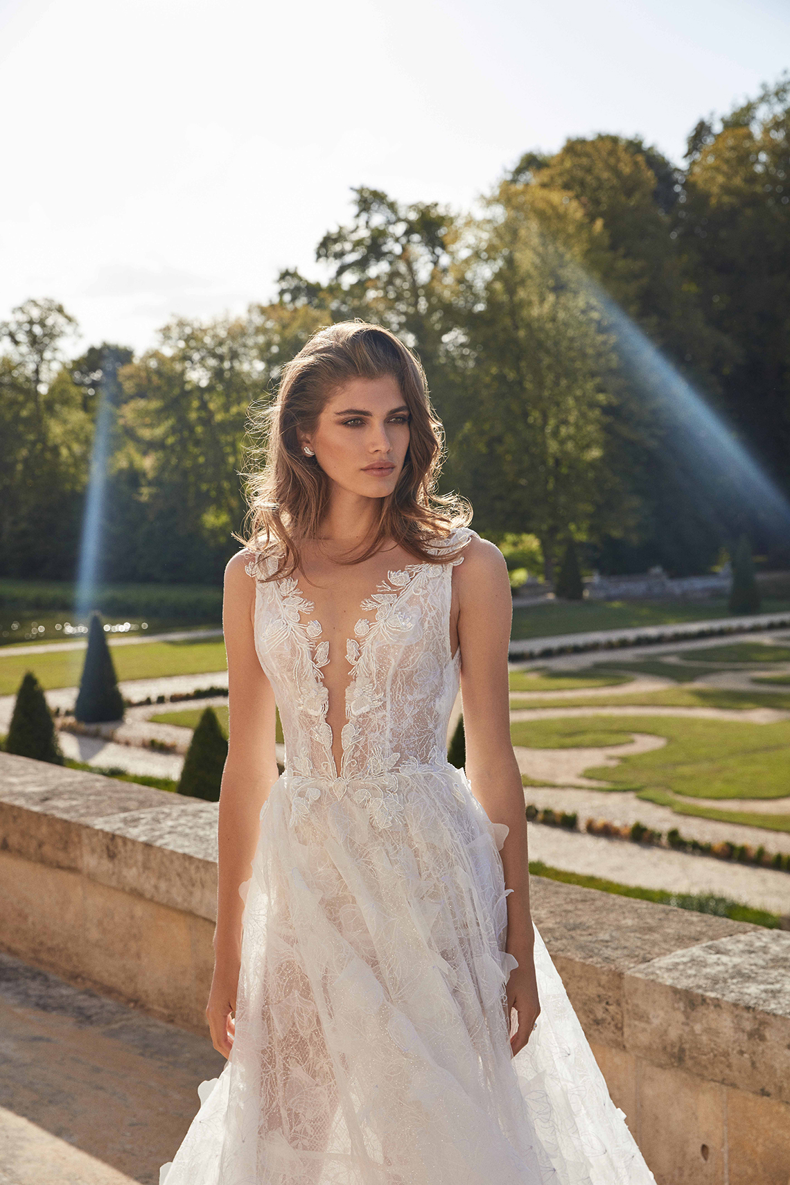 Galia Lahav Fancy White 2020 Wedding Dress Collection – Priyanka 2