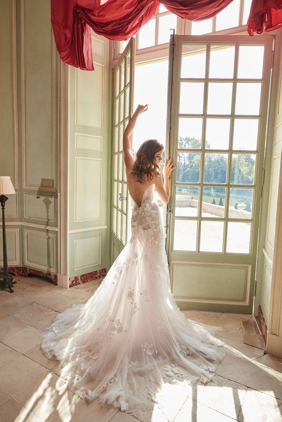 Galia Lahav Fancy White 2020 Wedding Dress Collection – Ruth 2