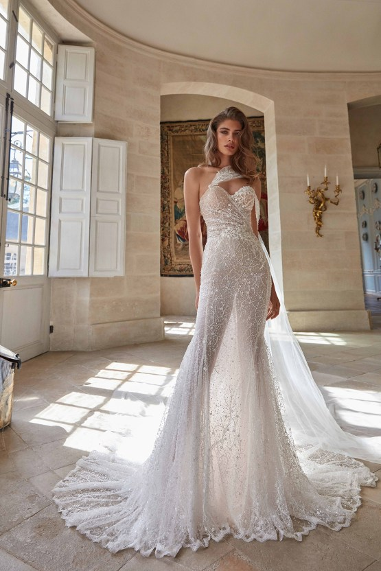 Galia Lahav Fancy White 2020 Wedding Dress Collection – Simone 7