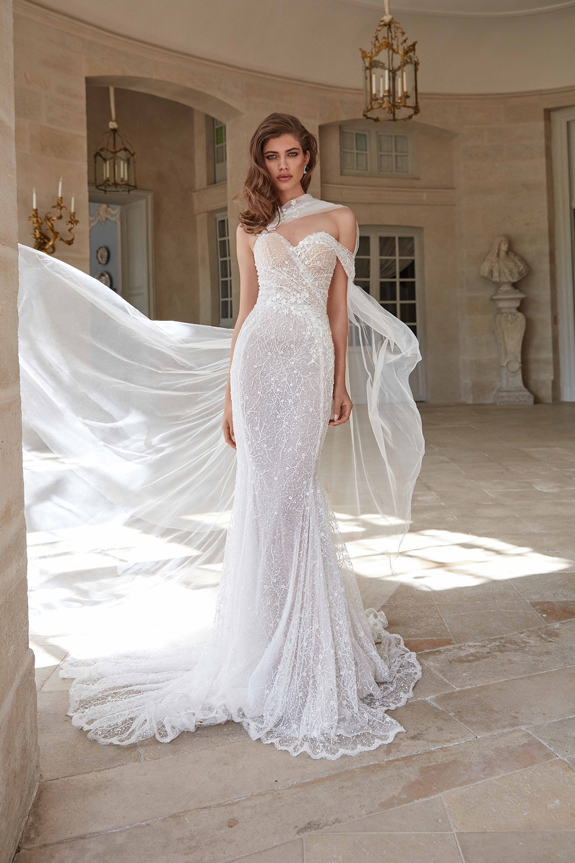 Galia Lahav Fancy White 2020 Wedding Dress Collection – simone 5