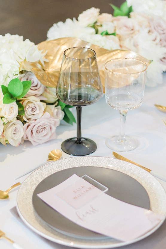 Glamorous Art Deco Wedding Inspiration with Gold Details – Maxeen Kim Photography 33