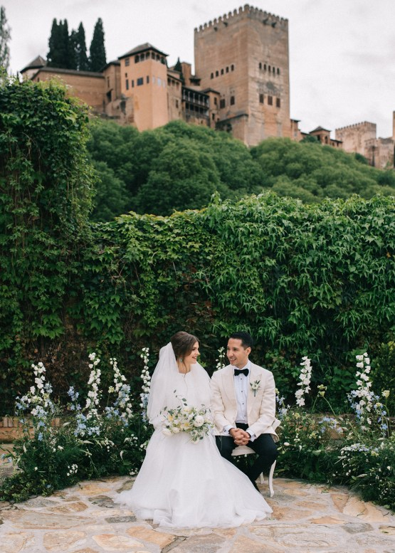 Incredibly Romantic Spanish Wedding in Andalucia – Doncel Alcoba 15