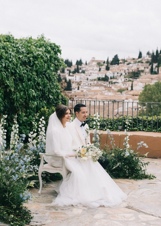 Incredibly Romantic Spanish Wedding in Andalucia – Doncel Alcoba 16