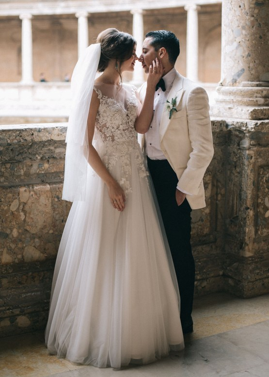 Incredibly Romantic Spanish Wedding in Andalucia – Doncel Alcoba 25