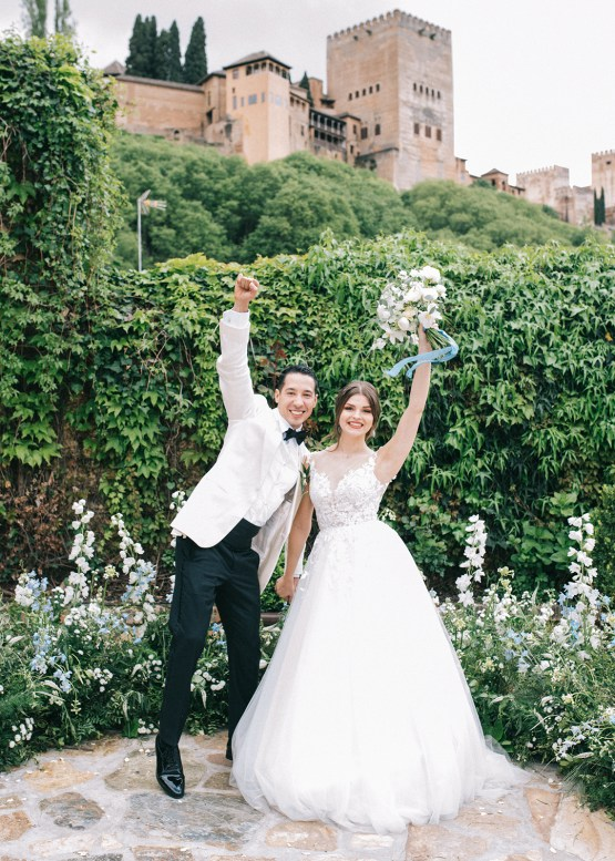 Incredibly Romantic Spanish Wedding in Andalucia – Doncel Alcoba 31
