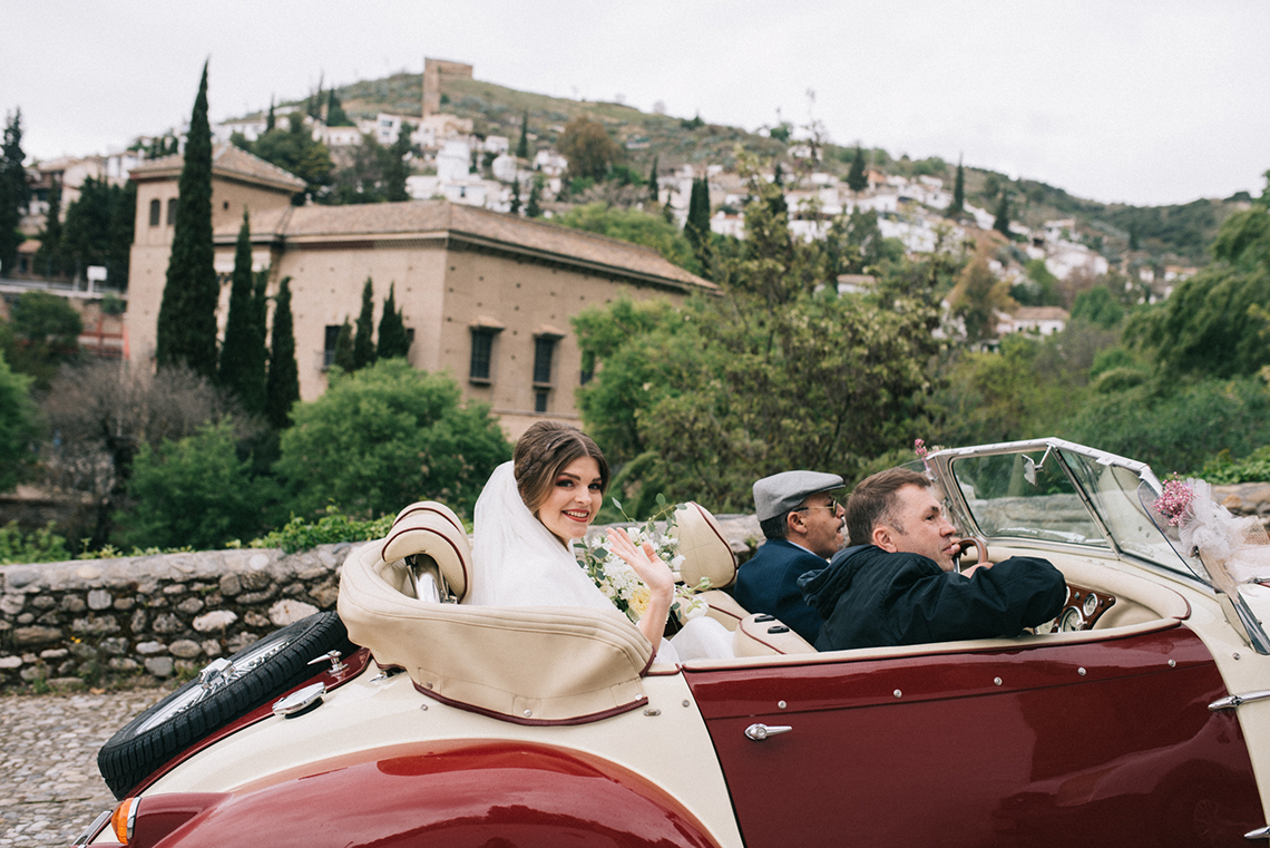 Incredibly Romantic Spanish Wedding in Andalucia – Doncel Alcoba 35