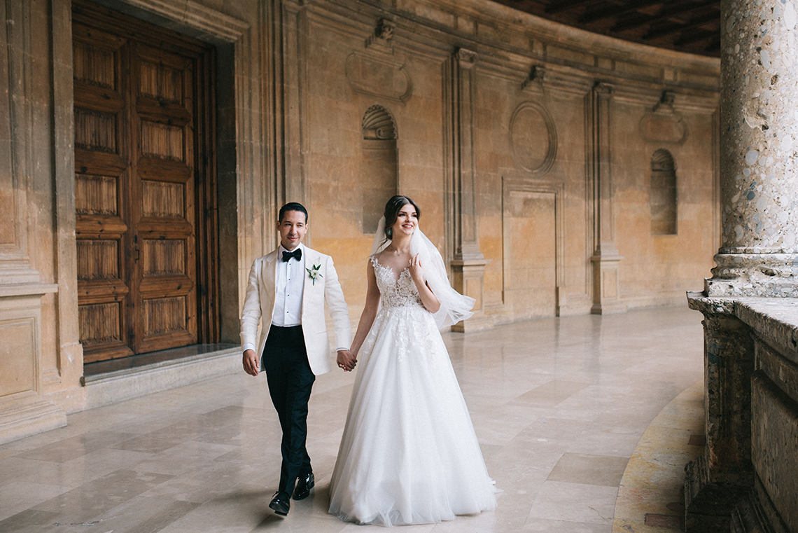 Incredibly Romantic Spanish Wedding in Andalucia – Doncel Alcoba 41