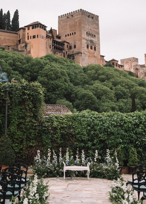 Incredibly Romantic Spanish Wedding in Andalucia – Doncel Alcoba 8