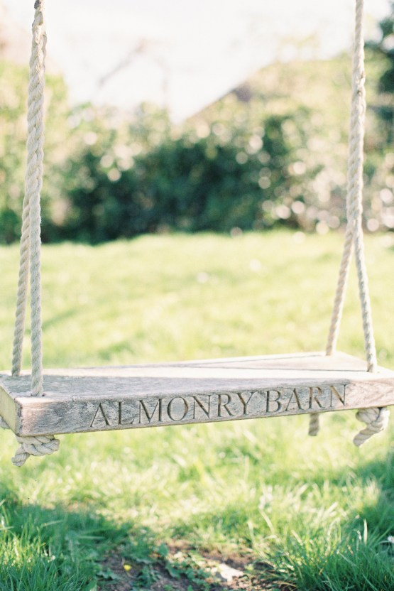 Pretty Pink Almonry Barn Wedding Inspiration – Liz Baker Photography 1