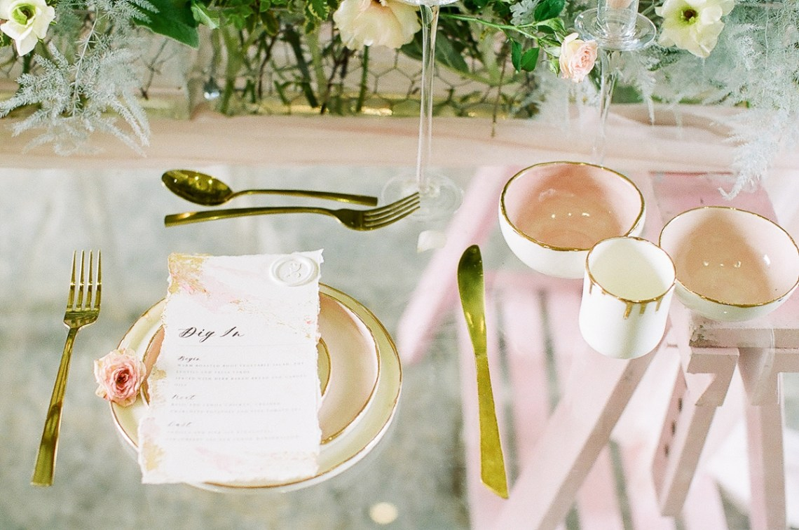 Pretty Pink Almonry Barn Wedding Inspiration – Liz Baker Photography 30