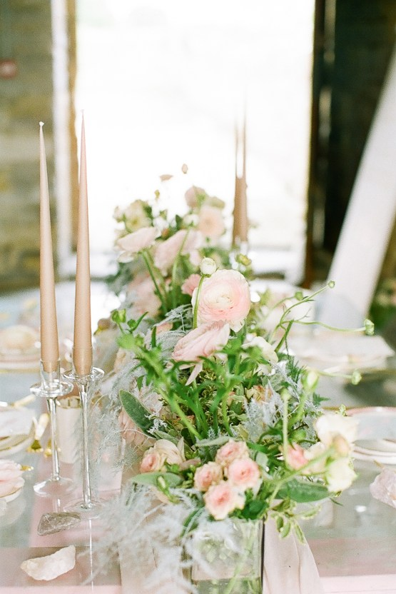 Pretty Pink Almonry Barn Wedding Inspiration – Liz Baker Photography 32