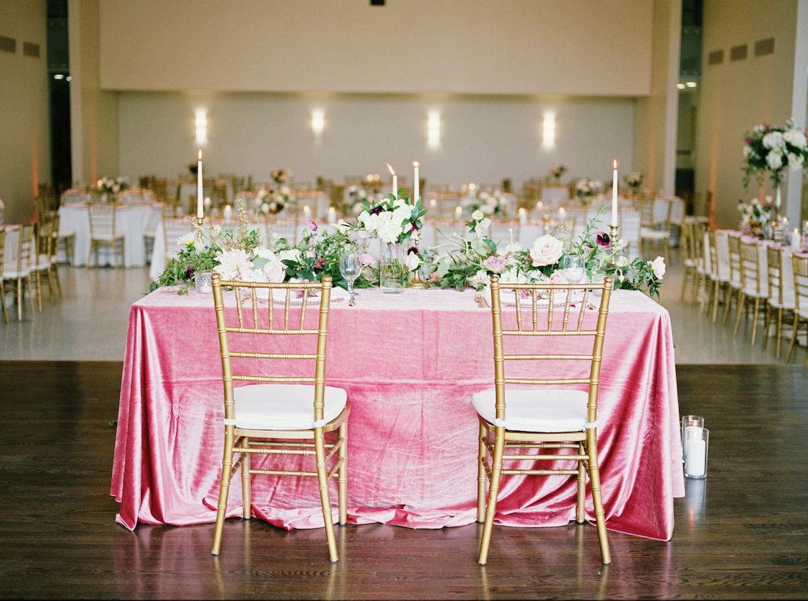 Pretty Texas Garden Wedding With A Blush Pink Wedding Dress – Deven Ashley 2