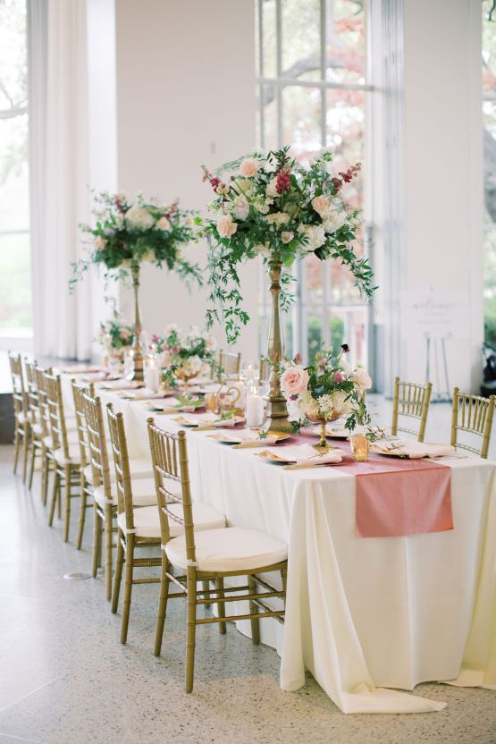 Pretty Texas Garden Wedding With A Blush Pink Wedding Dress – Deven Ashley 20