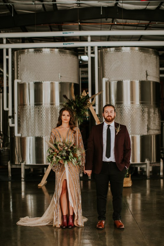 Rustic Fall-themed Nashville Cidery Wedding Inspiration – Erin Trimble Photography 21
