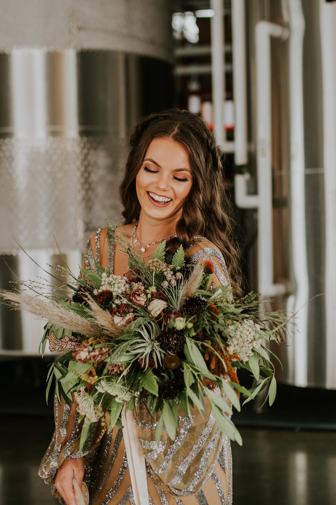 Rustic Fall-themed Nashville Cidery Wedding Inspiration – Erin Trimble Photography 27