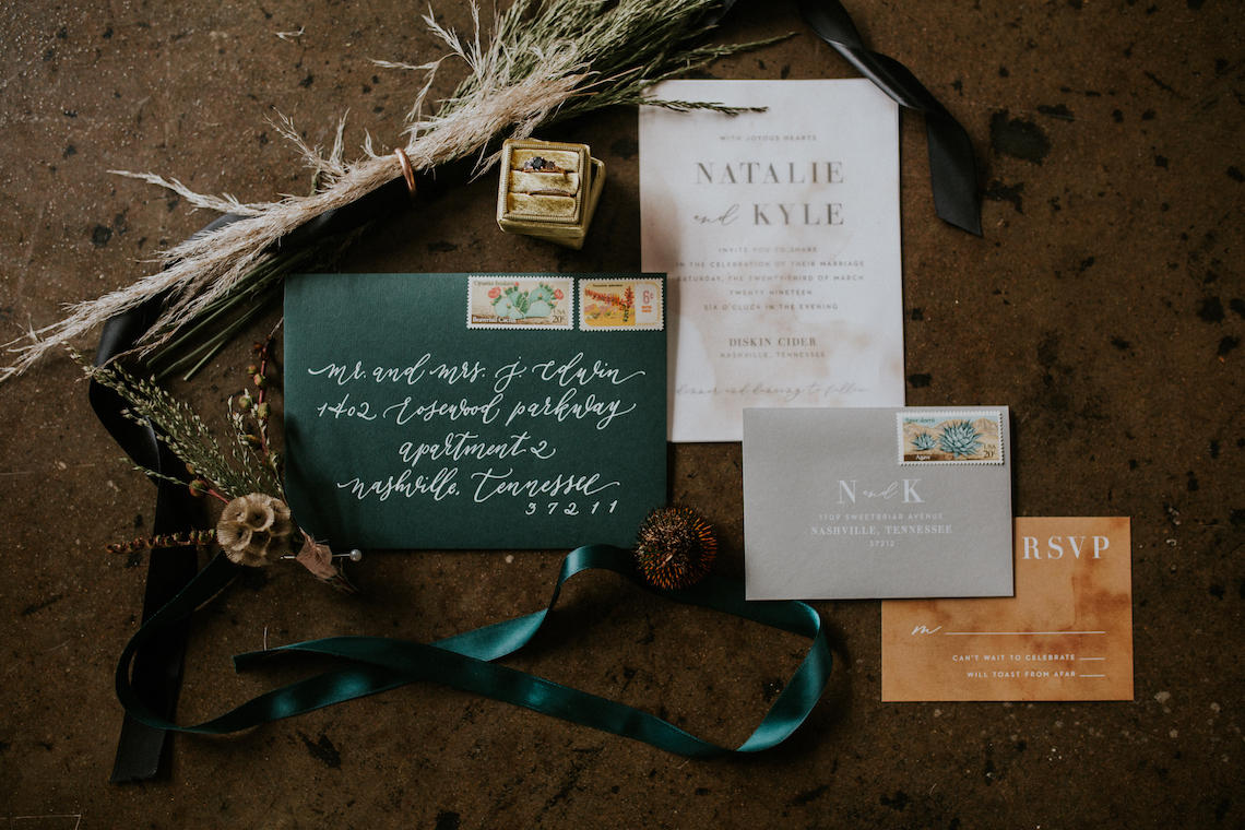 Rustic Fall-themed Nashville Cidery Wedding Inspiration – Erin Trimble Photography 56