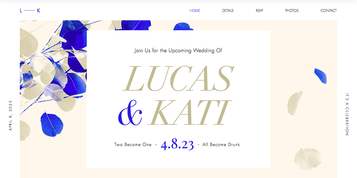 Top Tops on What to Include on Your Wedding Website – Wix.com 7
