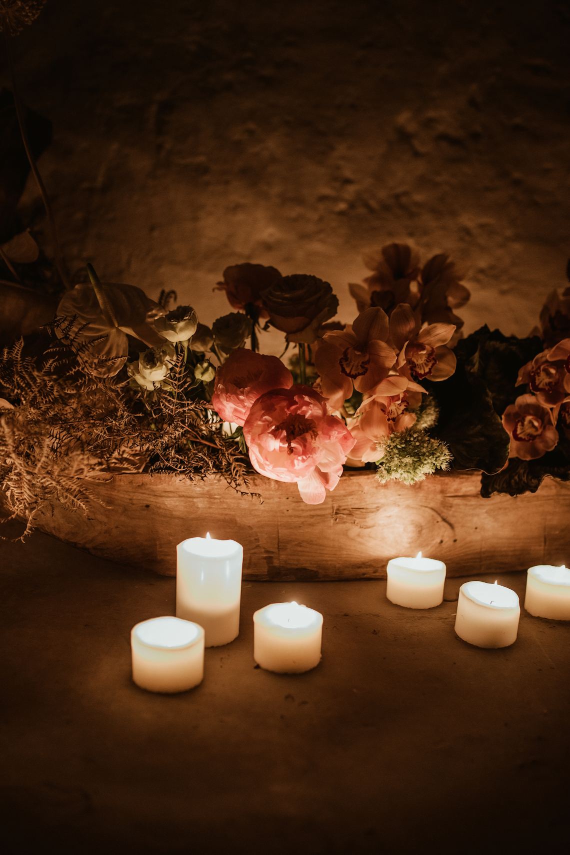 Candlelit Wedding Inspiration With Pretty Fairy Lights – Lauren Pretorius Photography 23