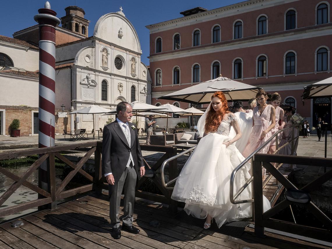 Barbra Meier und Klemens Hallmann Wedding 2019