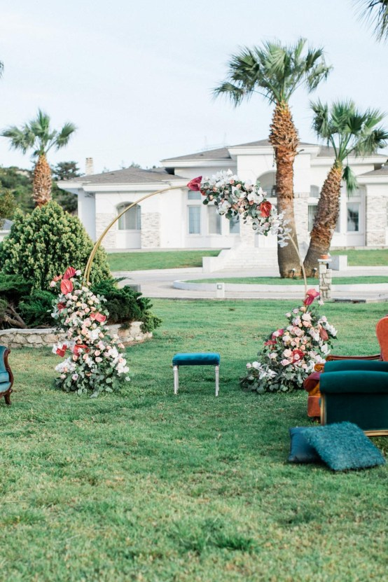 Luxurious Rhodes Greece Wedding Inspiration – George Liopetas 41