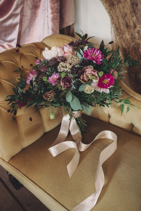 Opulent Barn Holiday Wedding Inspiration – Kerry Ann Duffy Photography 11