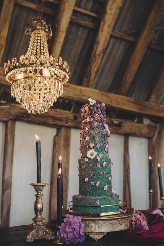 Opulent Barn Holiday Wedding Inspiration – Kerry Ann Duffy Photography 15