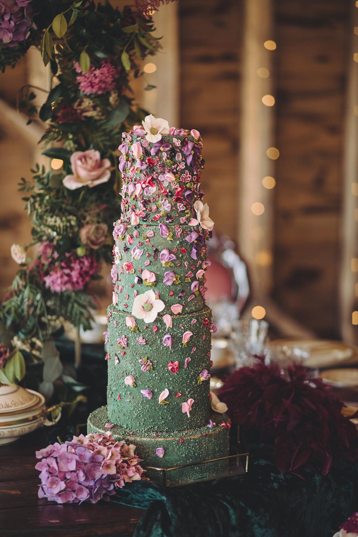 Opulent Barn Holiday Wedding Inspiration – Kerry Ann Duffy Photography 18