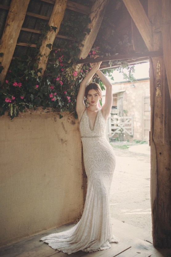 Opulent Barn Holiday Wedding Inspiration – Kerry Ann Duffy Photography 35