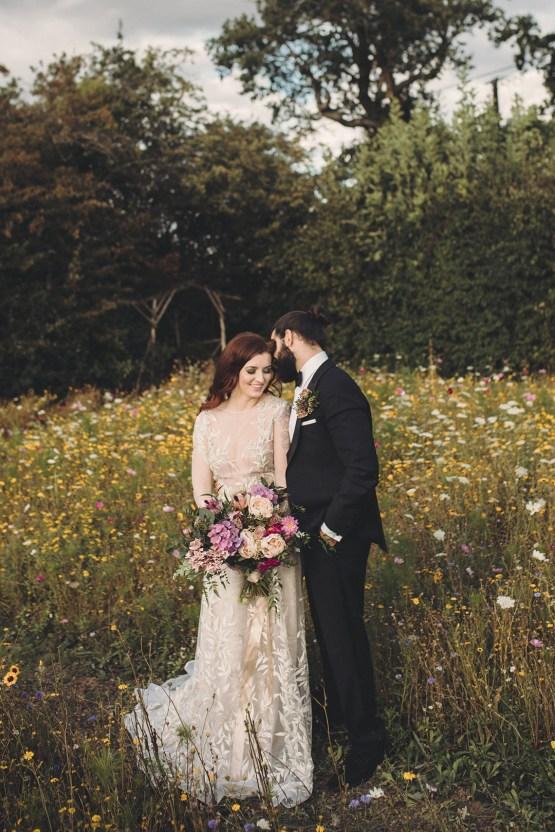 Opulent Barn Holiday Wedding Inspiration – Kerry Ann Duffy Photography 38