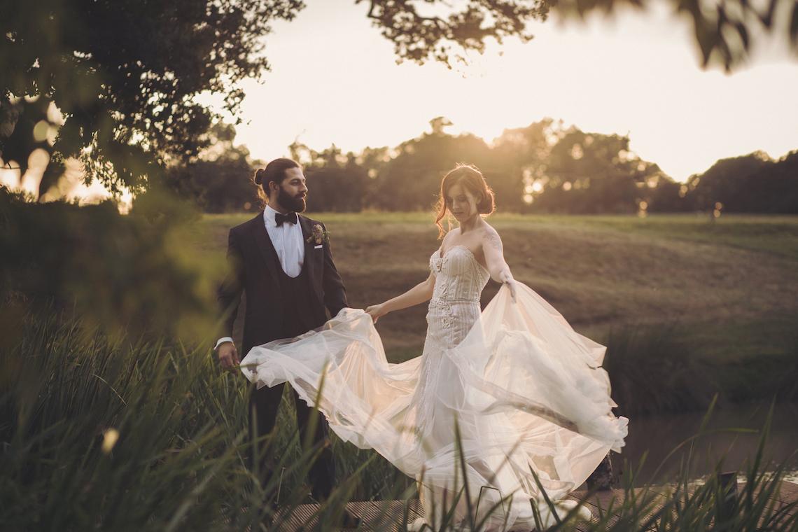 Opulent Barn Holiday Wedding Inspiration – Kerry Ann Duffy Photography 9