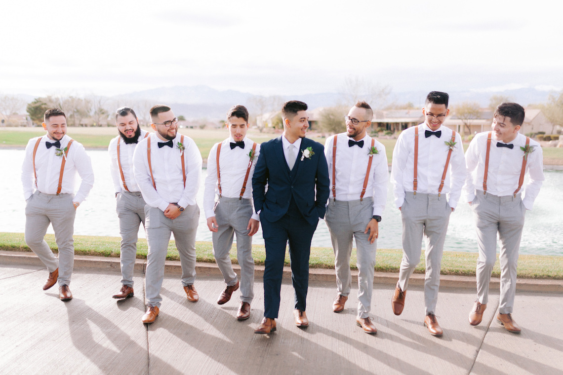 Revere Golf Club Las Vegas Wedding – Susie and Will Photography 17