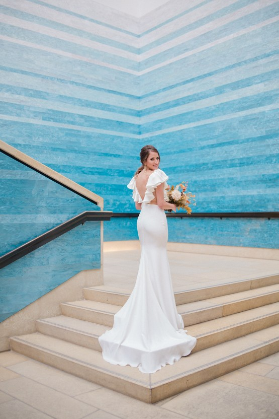 Blue Ombre and Lucite 2020 Wedding Ideas – Penelope Lamore 21