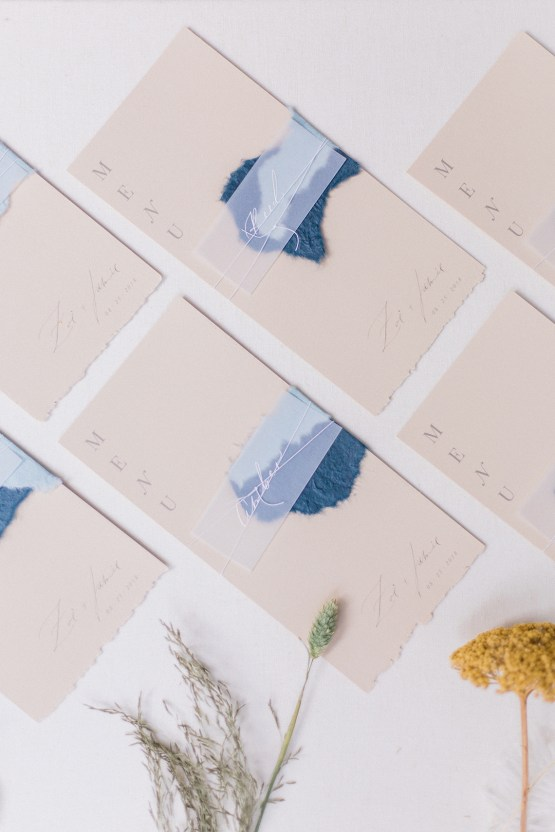 Blue Ombre and Lucite 2020 Wedding Ideas – Penelope Lamore 46
