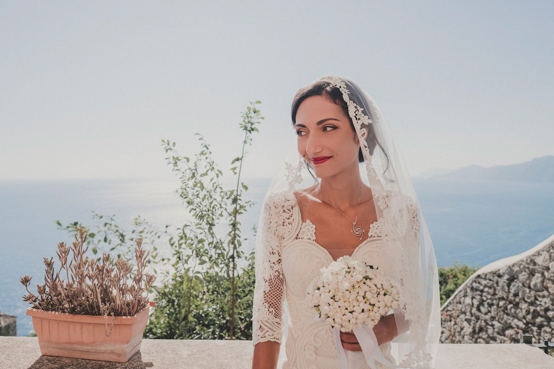 Breathtaking Amalfi Coast Wedding – Piera plus David Photographers Positano 1