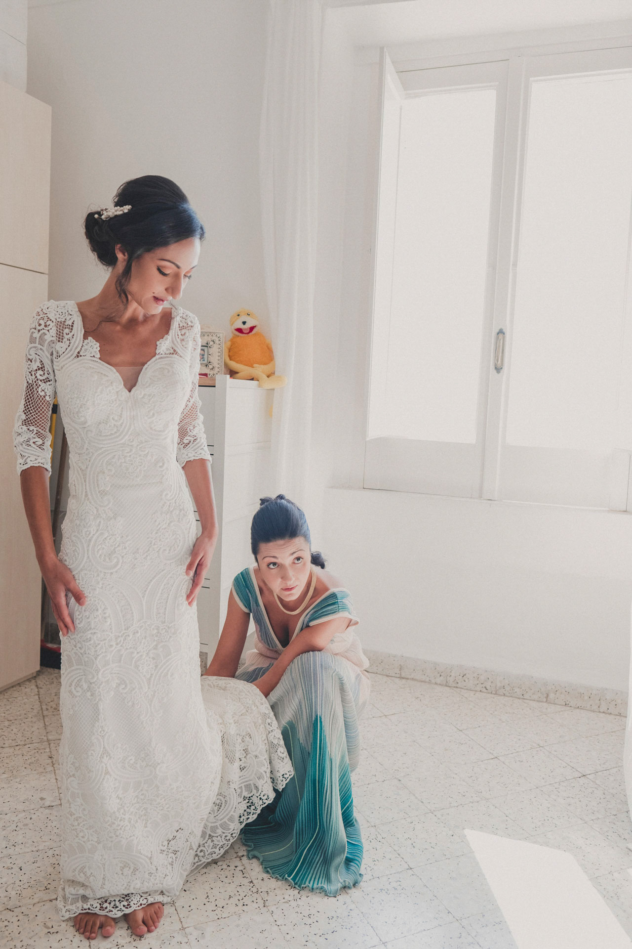 Breathtaking Amalfi Coast Wedding – Piera plus David Photographers Positano 21