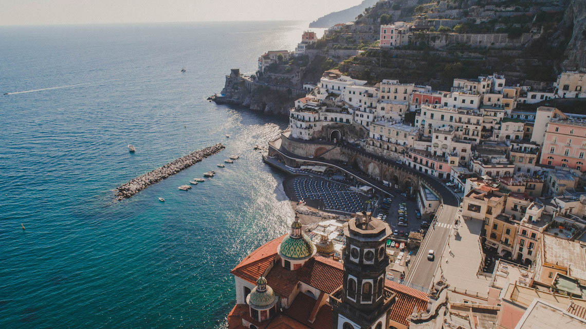 Breathtaking Amalfi Coast Wedding – Piera plus David Photographers Positano 3