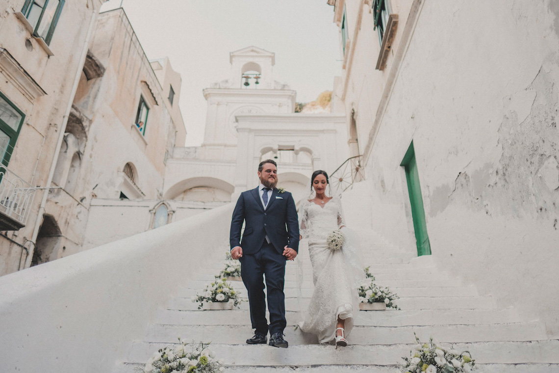 Breathtaking Amalfi Coast Wedding – Piera plus David Photographers Positano 7